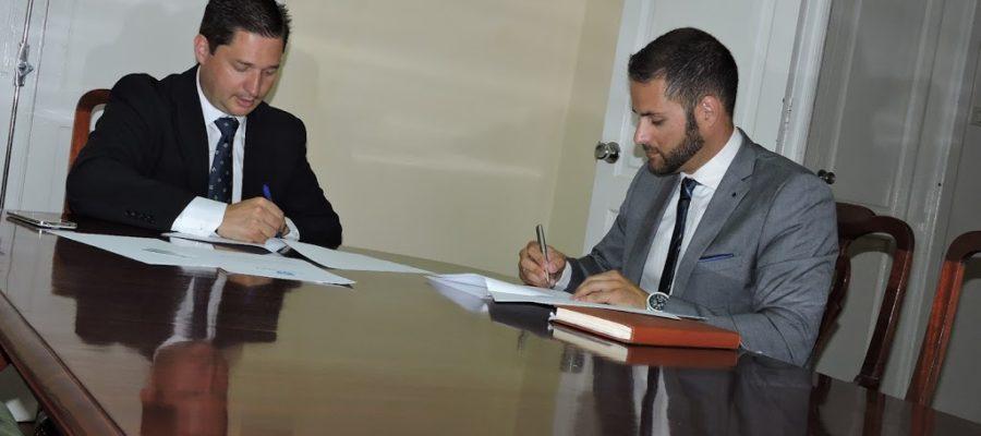 Acuerdo de colaboración entre CANADAT y el Excmo. Colegio Oficial de Graduados Sociales de Santa Cruz de Tenerife
