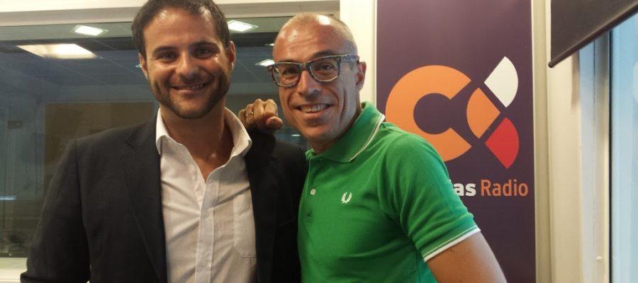 Entrevista a nuestro Director, en Canarias Radio La Autonómica.