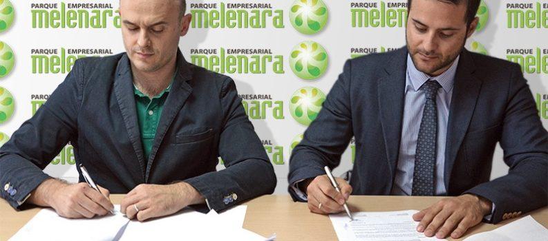 Convenio de colaboración con el Parque Empresarial de Melenara
