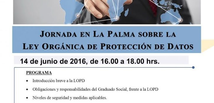 Jornada Formativa a Graduados Sociales La Palma
